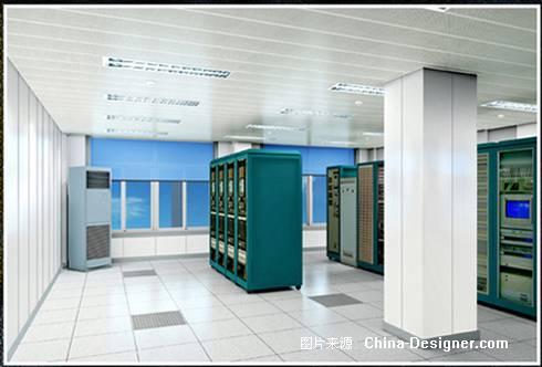 机房系统设计方案 高清图片