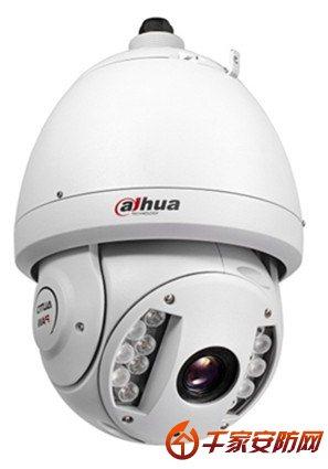 大华前端新品 大华23倍红外智能球型摄像机