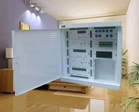 家庭弱电箱安装介绍高清图片