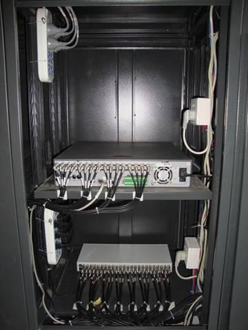 两路供电停电报警电路图