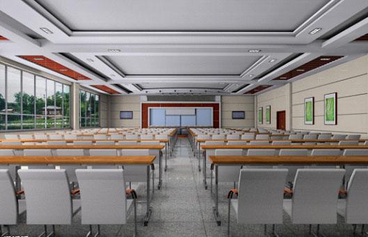 3,图纸结合现场实际情况,确定会议室的长,宽,高,平面布置图.图片